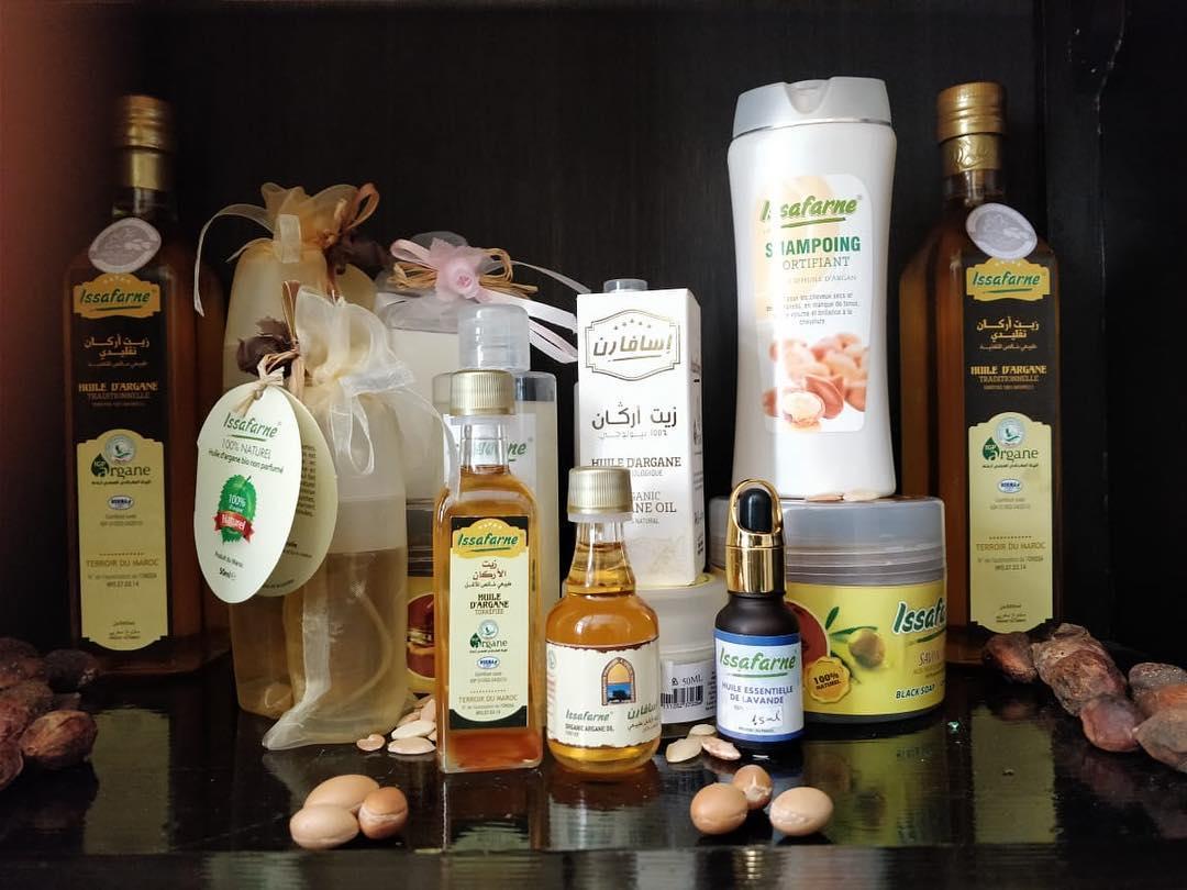 produits d'Isafane