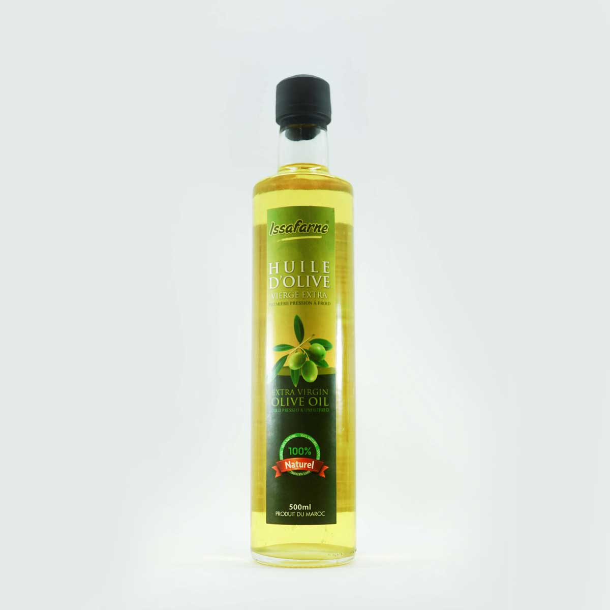 HUILE D'OLIVE VIERGE 500ML