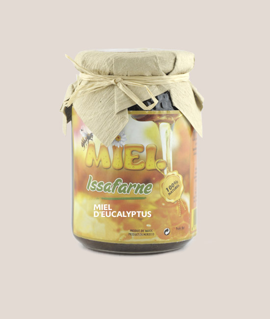 EUCALYPTUS HONEY 1KG