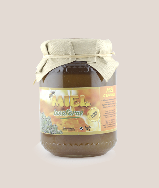 EUPHORBE HONEY 1000G
