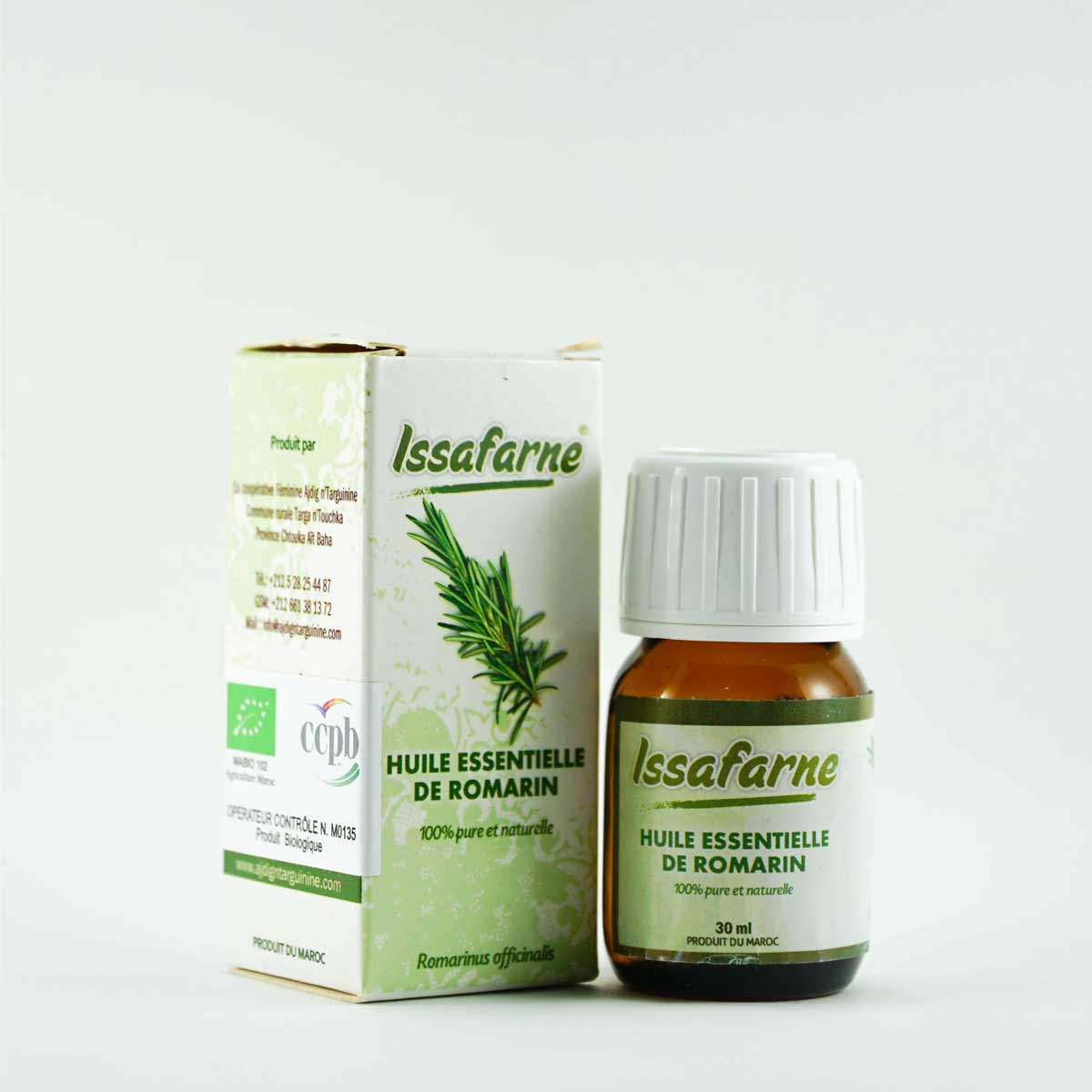ROSEMARY ESSENTIAL OIL 30 ML